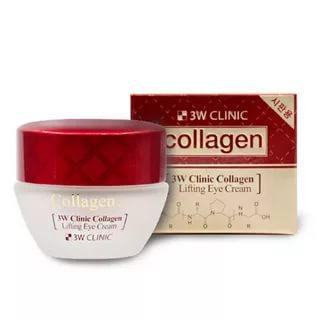 [3W CLINIC] ЛИФТИНГ Крем д/век с коллагеном Collagen Lifting Eye Cream, 35 мл